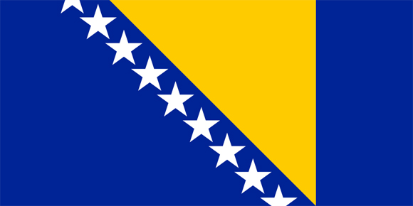 BosniaHerzegovina flag