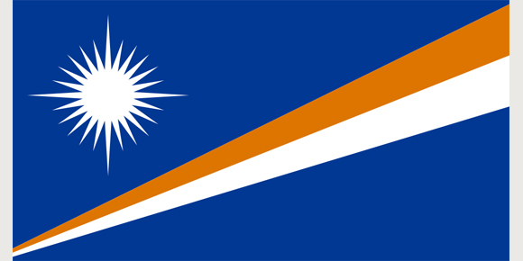 MarshallIslands flag