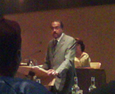 UNAIDS Executive Director Mr Michel Sidibé