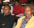 Participants at Global Citizens Summit to End AIDS which took place in Nairobi, Kenya from 27 to 29 May 2009
