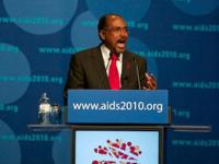 Opening ceremony of AIDS 2010