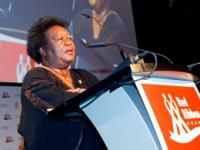 Ms Elizabeth Matake, Special Envoy of the UN Secretary-General for AIDS in Africa