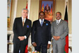 President of Malawi and MM