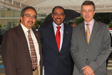 Dr. César Nunez, Mr. Michel Sidibé, MR. Vincent Defourny