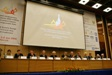 The three-day conference on AIDS opened in Moscow on May 3